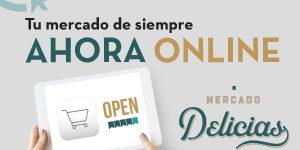 Tienda virtual mercado delicias Zaragoza